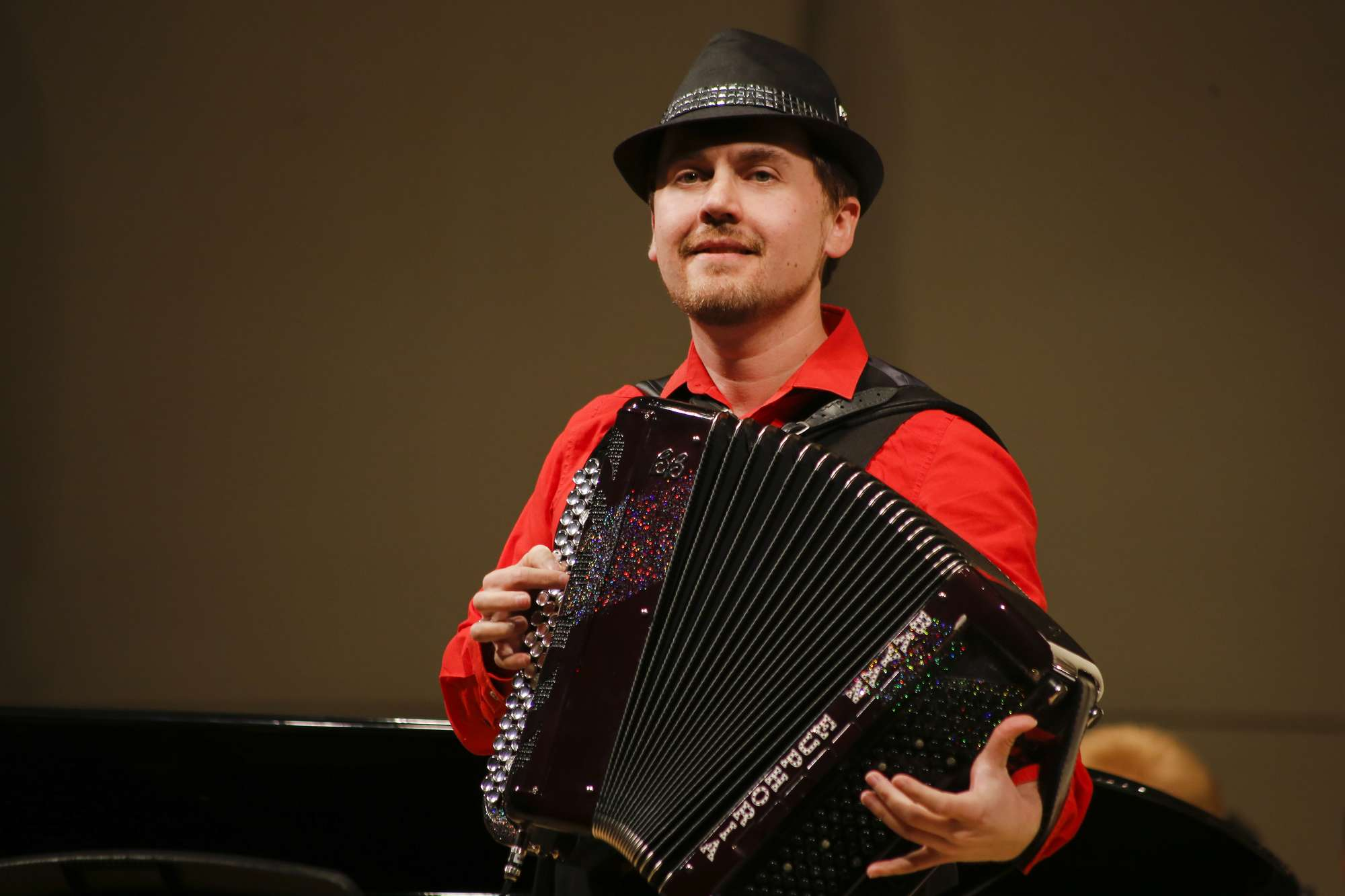 "Bayan player Gainullin: ""I look up to Mstislav Rosptropovich"""